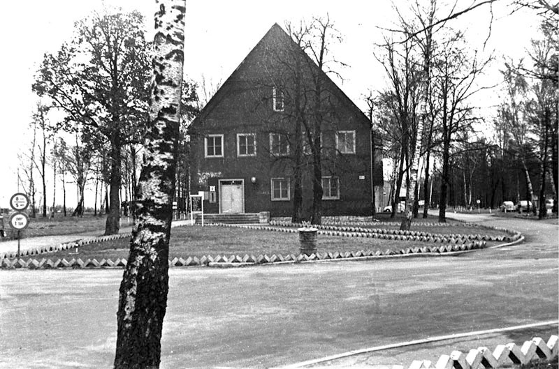 Giebelstadt Army Airfield Post Chapel