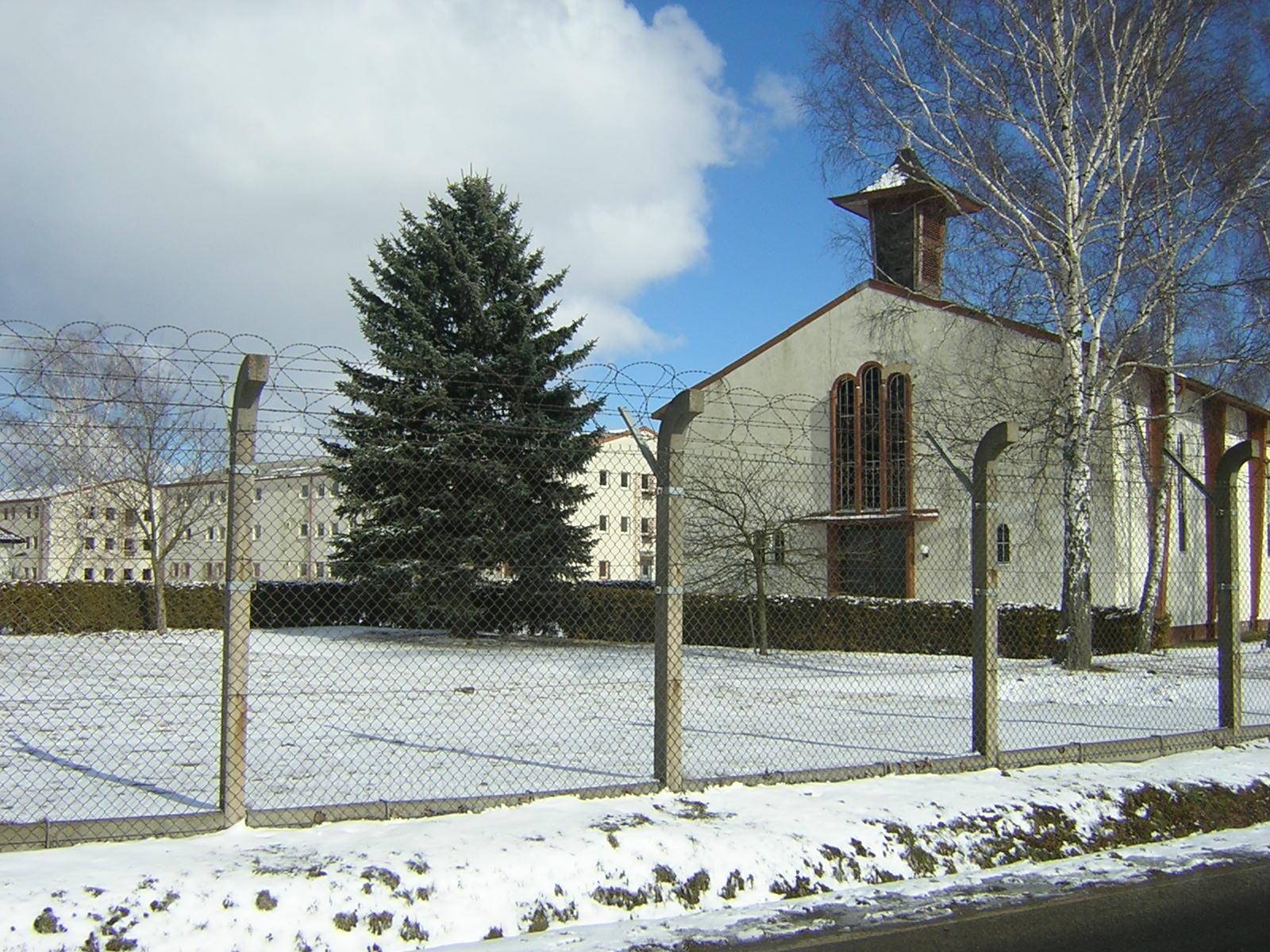 Kirchgoens Ayers Kaserne Chapel
