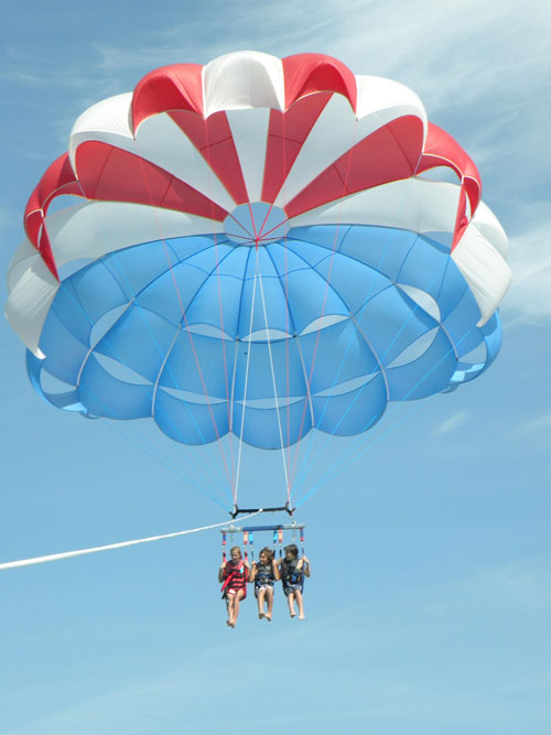 parasailing fort myers beach