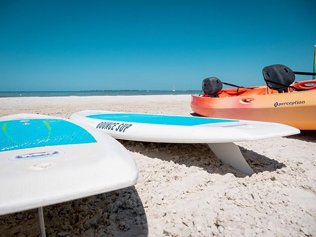 Stand Up Paddleboard or kayak?? Which one is your favorite? Either way we have you covered! And don't worry if you are a complete beginner, our staff will get you up and going in no time!