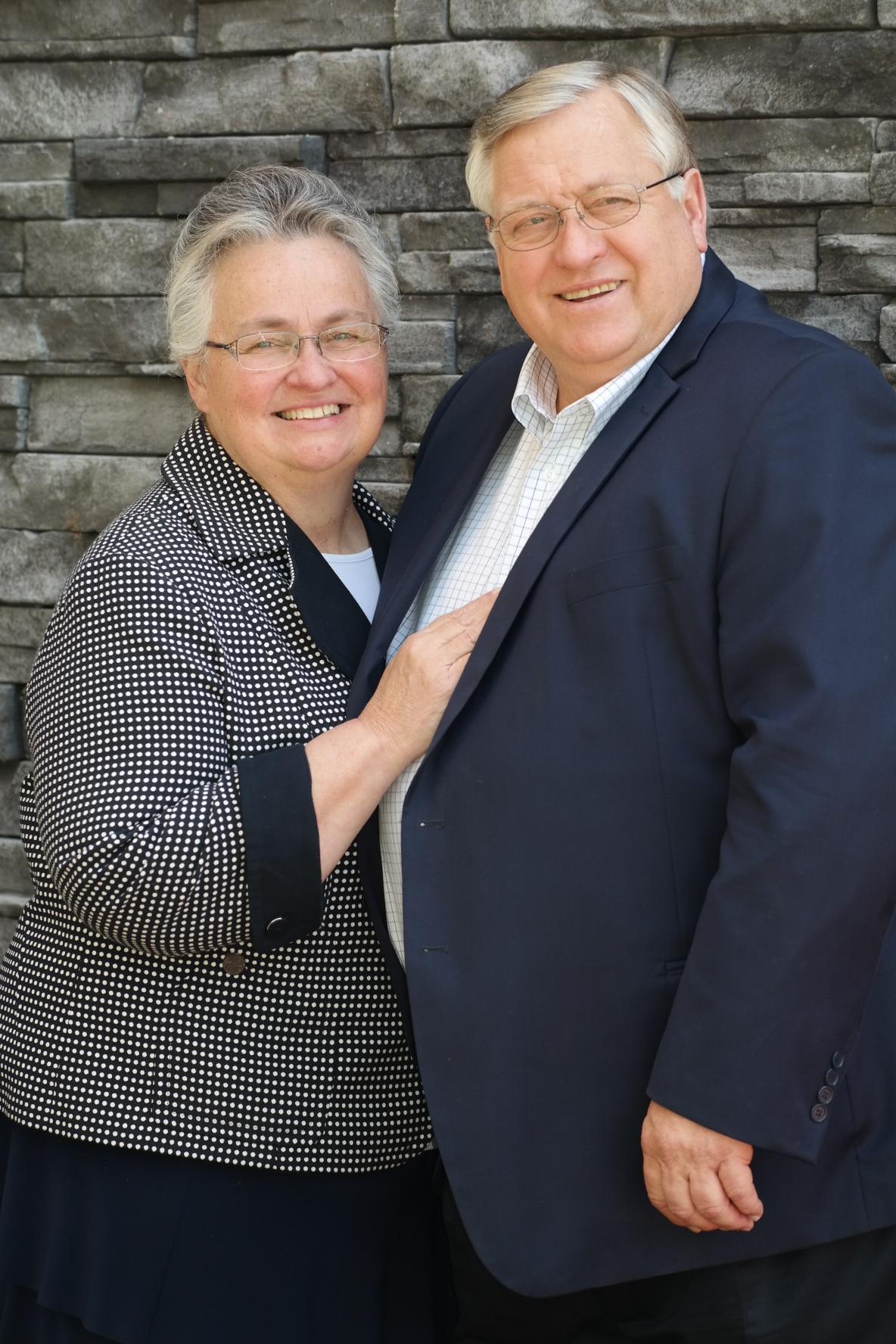 Pastor Rev. Don and June ingram