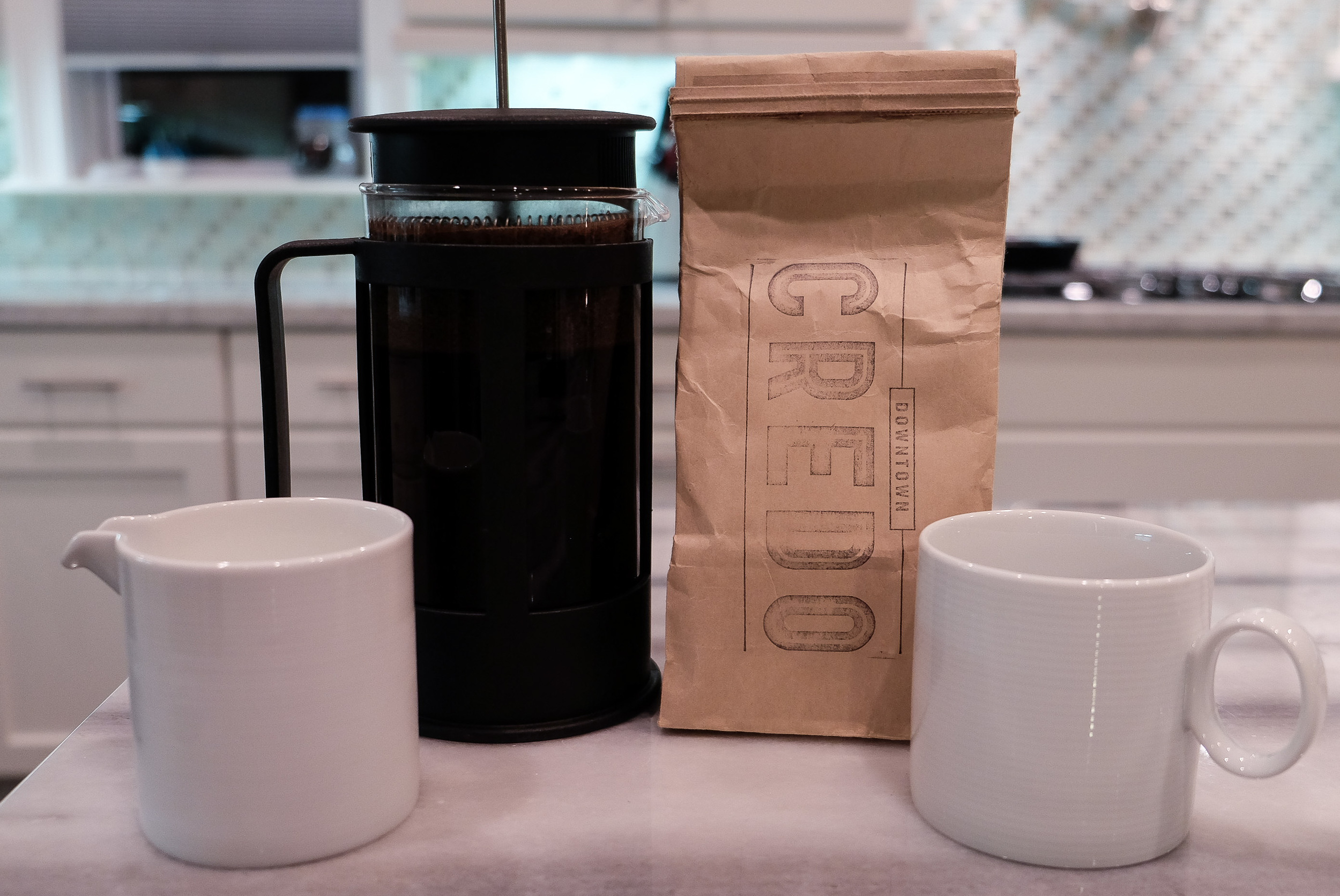 We are thankful for our coffee sponsor and continued partnership with  Downtown Credo .