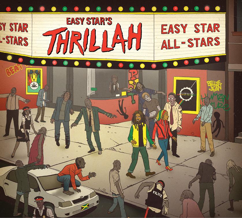 Easy Star All-Stars THRILLAH