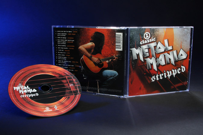 VH1 Classic METAL MANIA Stripped