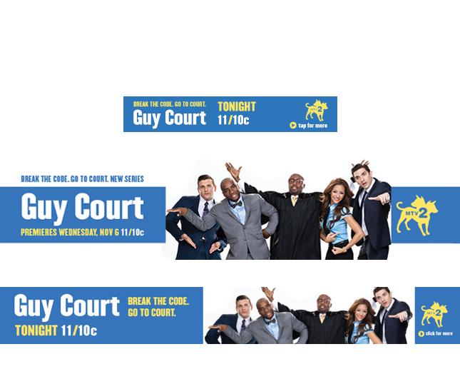 MTV 2 - Guy Court