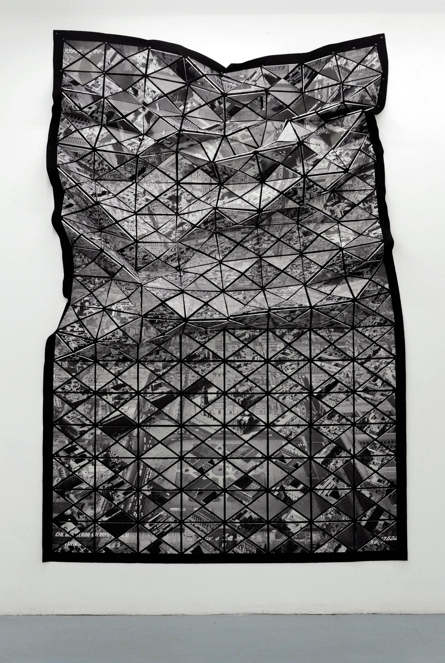 Quirarte + Ornelas / Estructura Poligonal - Zócalo