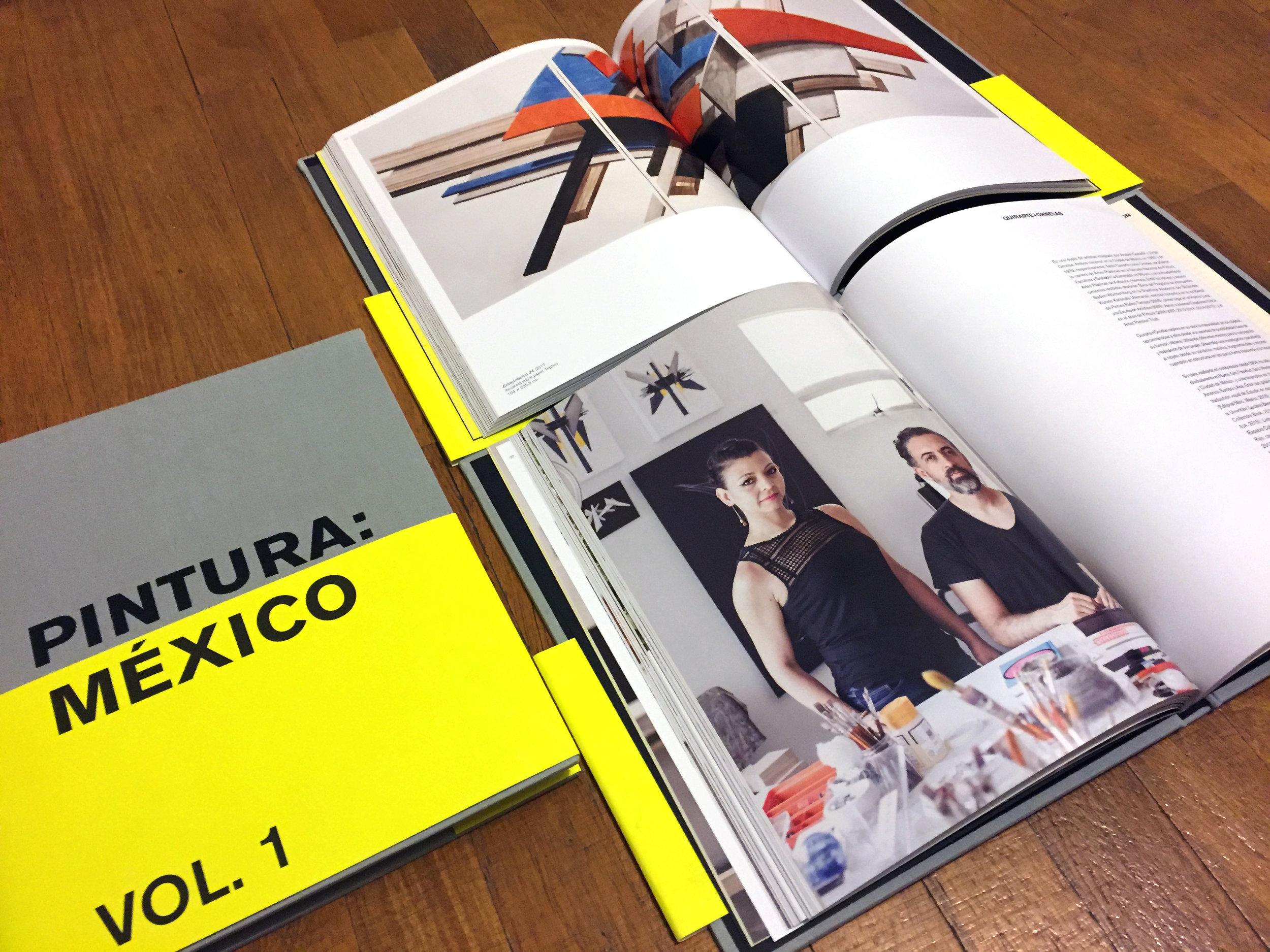 Pintura México Vol 1 Quirarte + Ornelas