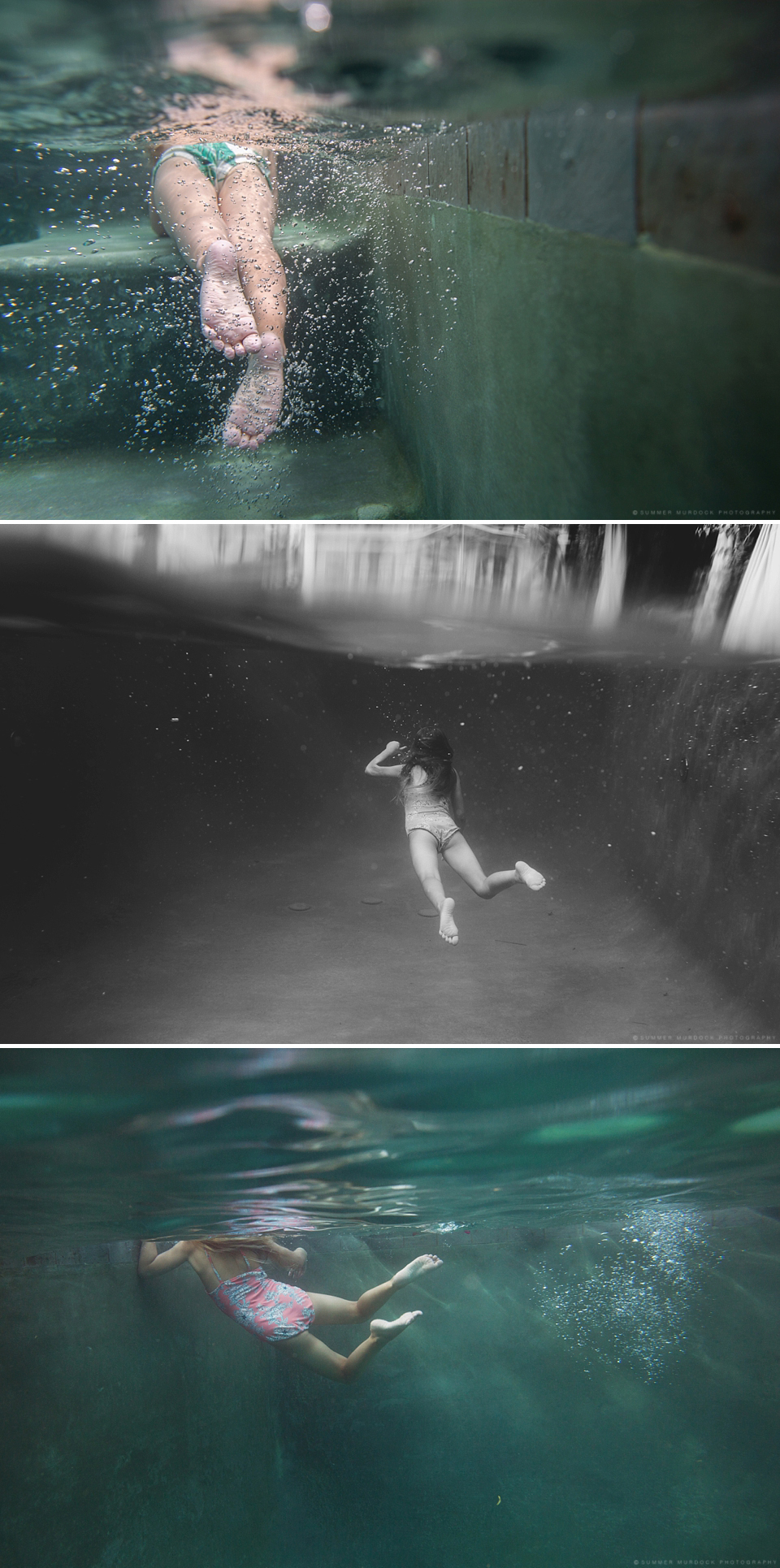 Summer Murdock Photography Salt Lake City Photographer Underwater Photography