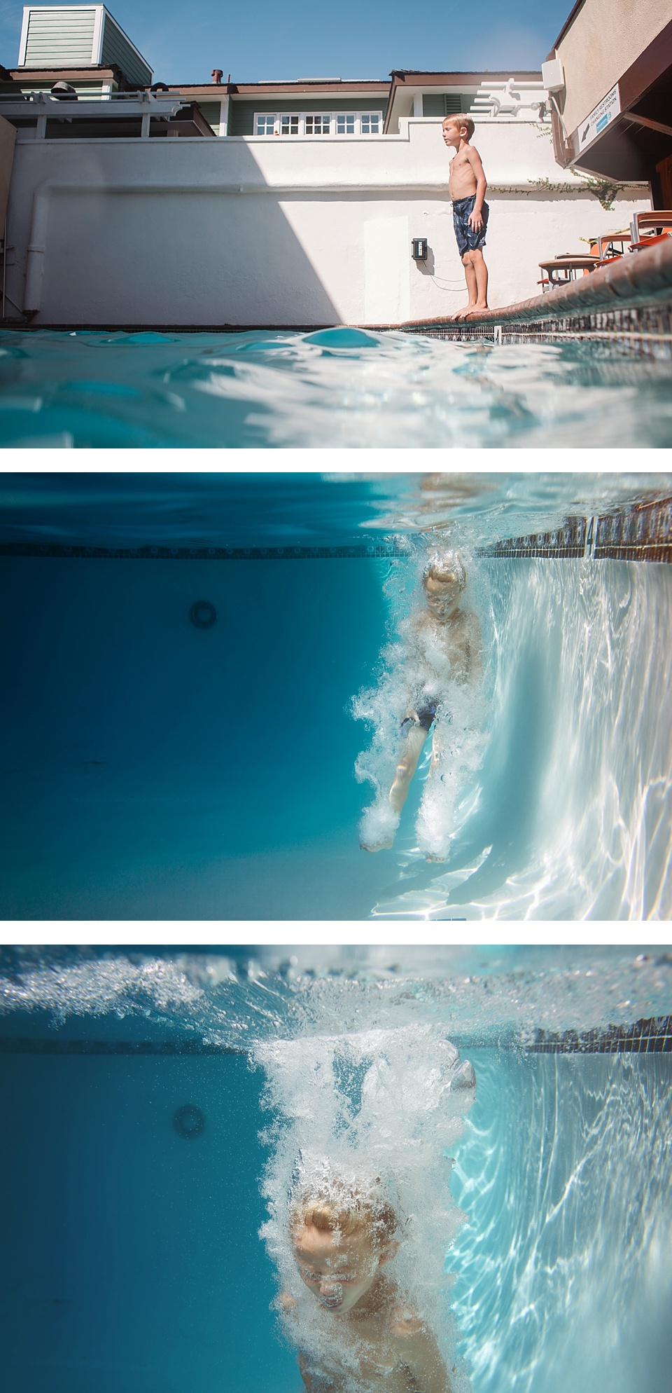 © Summer Murdock Utah Family Photographer Underwater Photography