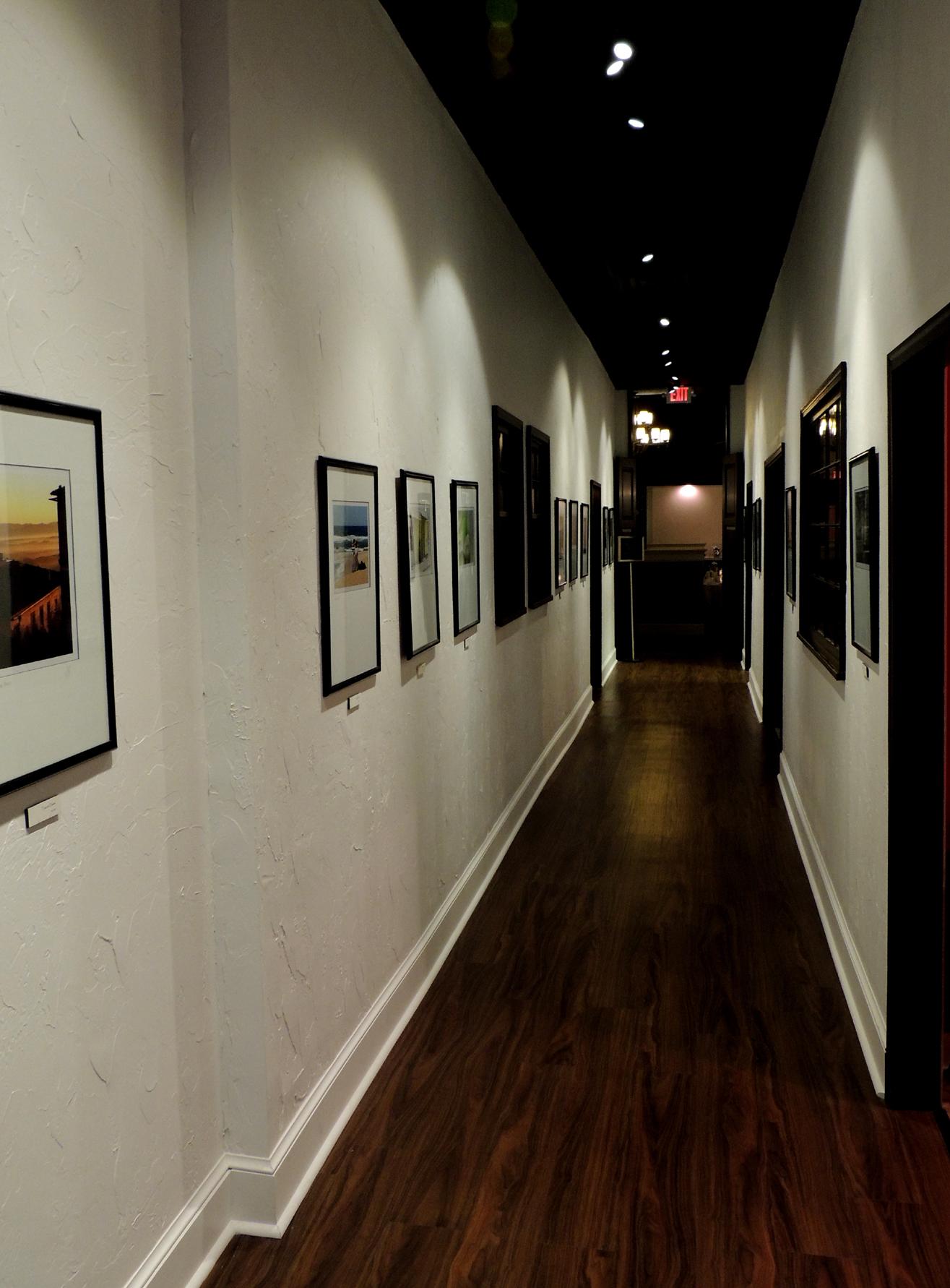 Gallery at La Petite Auberge, Fredericksburg Va