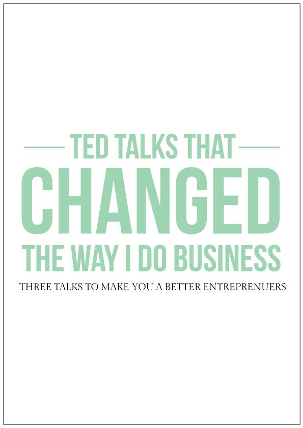 Ted-Talks-For-Entrepreneurs