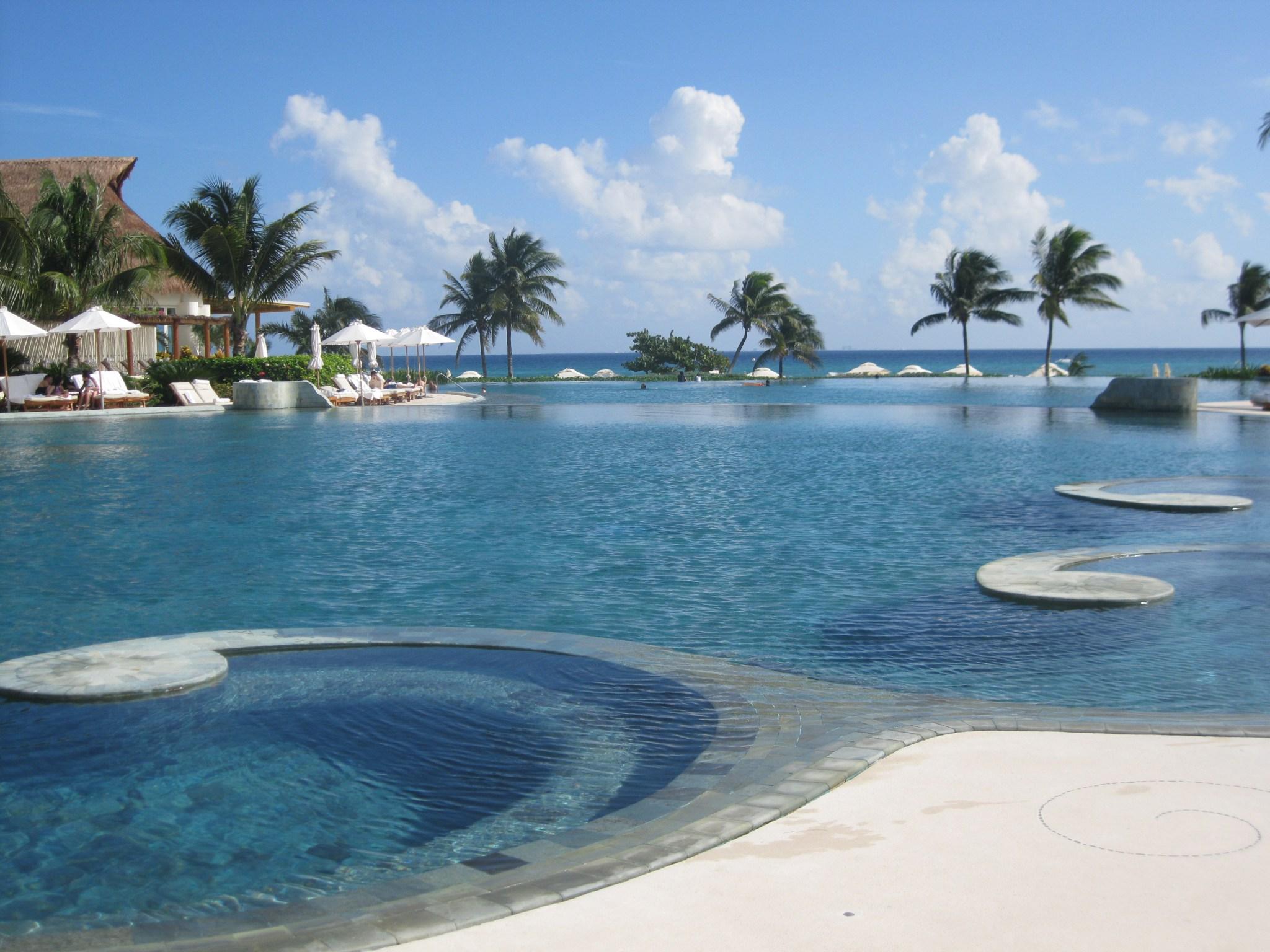 Gorgeous Pool Grand Velas