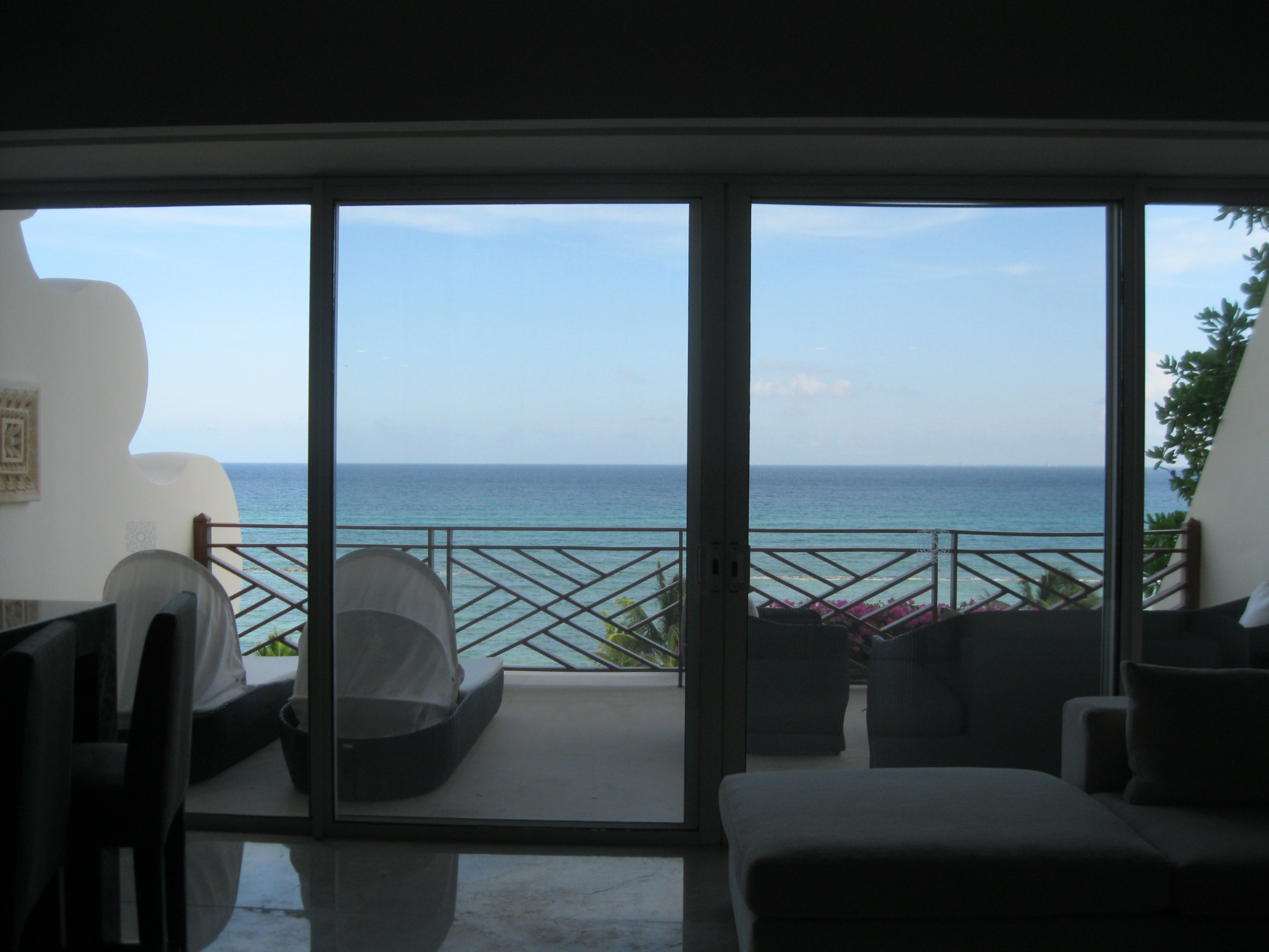 Ocean View from Presidential Suite