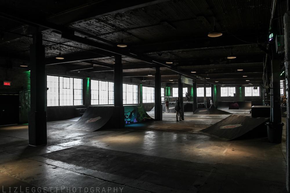 2015 Mountain Dew Underground Skate Spot Loft