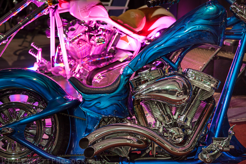 2013 Laval Bike and Tattoo Show