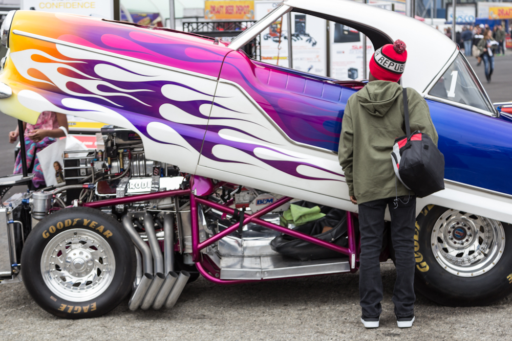 2014 Winter National Dragraces
