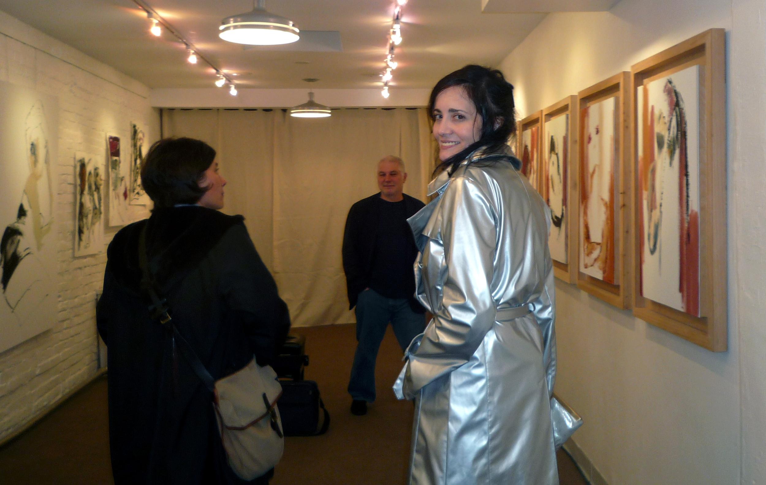 Coralina Cataldi-Tassoni photo by Leslie Barany, NYC