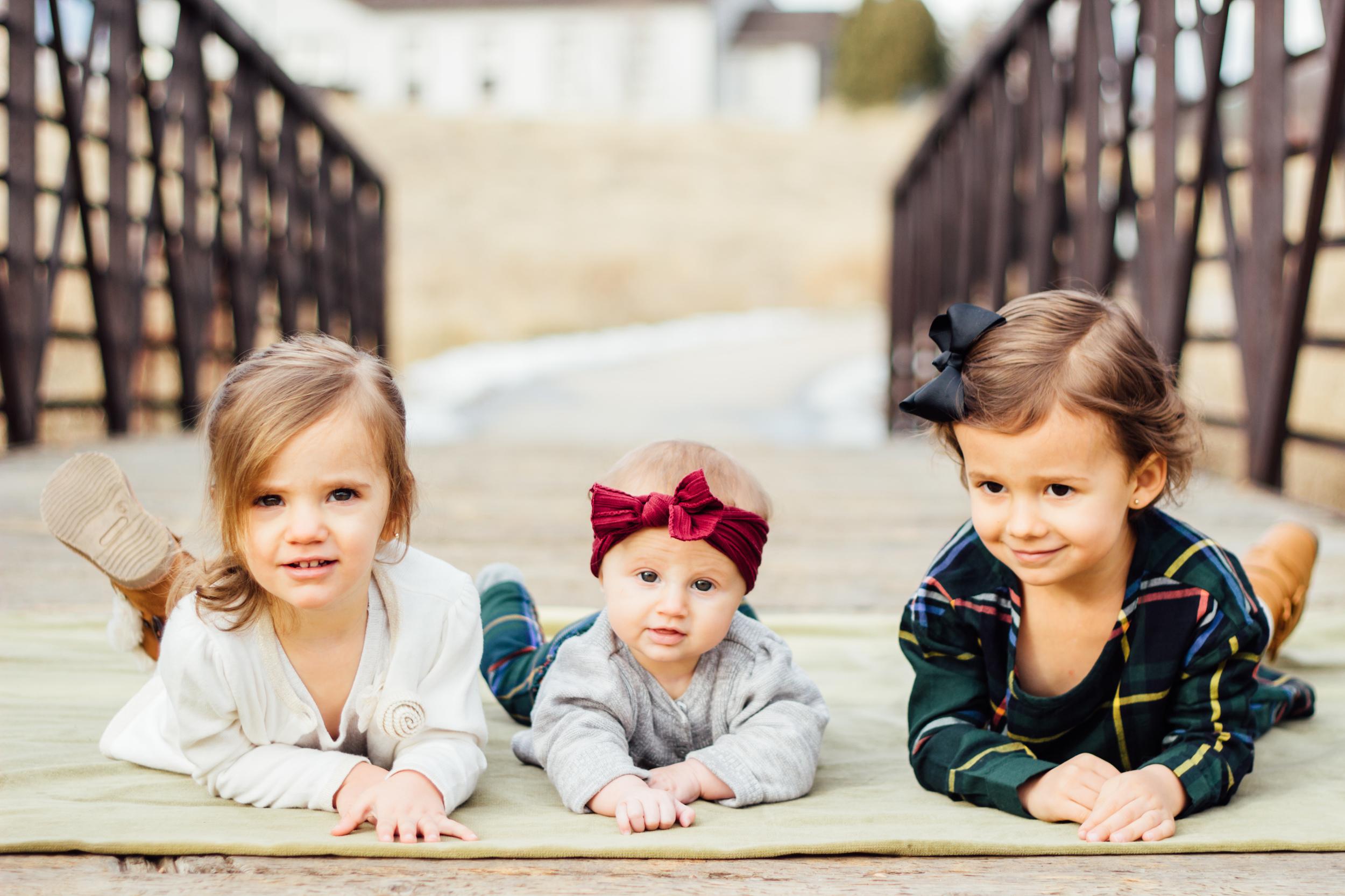 Colorado Family Photos at Belmar Park in Lakewood, Co
