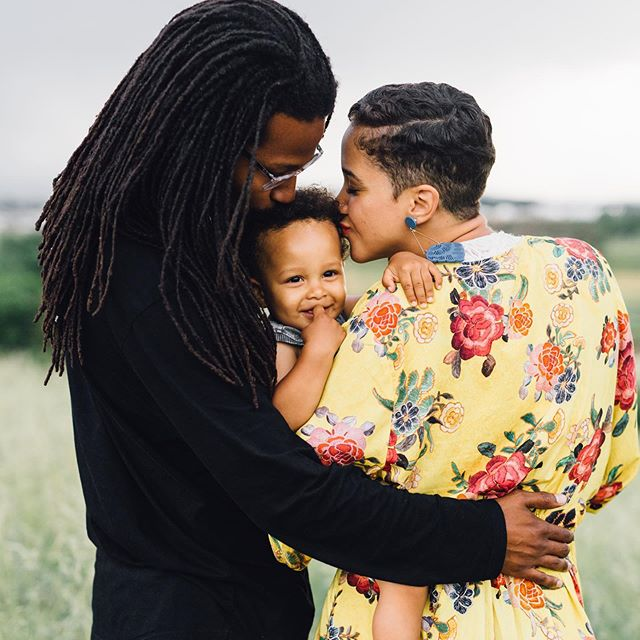 The sweetest family photo session! I love seeing family come together and watch them interact during photos! This little guy is so loved by his parents and grandparents! Just the best!