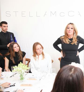 Stella McCartney luncheon at Saks Fifth Avenue