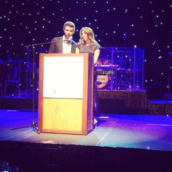 Starlight Ball honoring  Russell Simmons