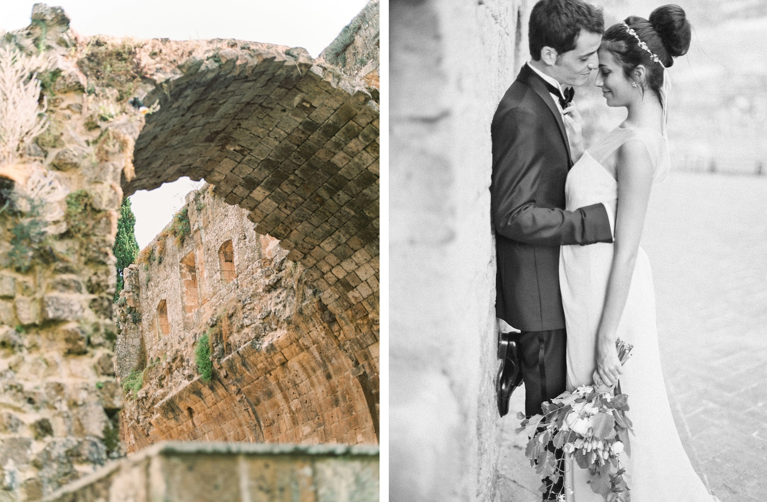Elopement in Italy by Mitchell Willis Events and Lisa O'Dwyer Photography