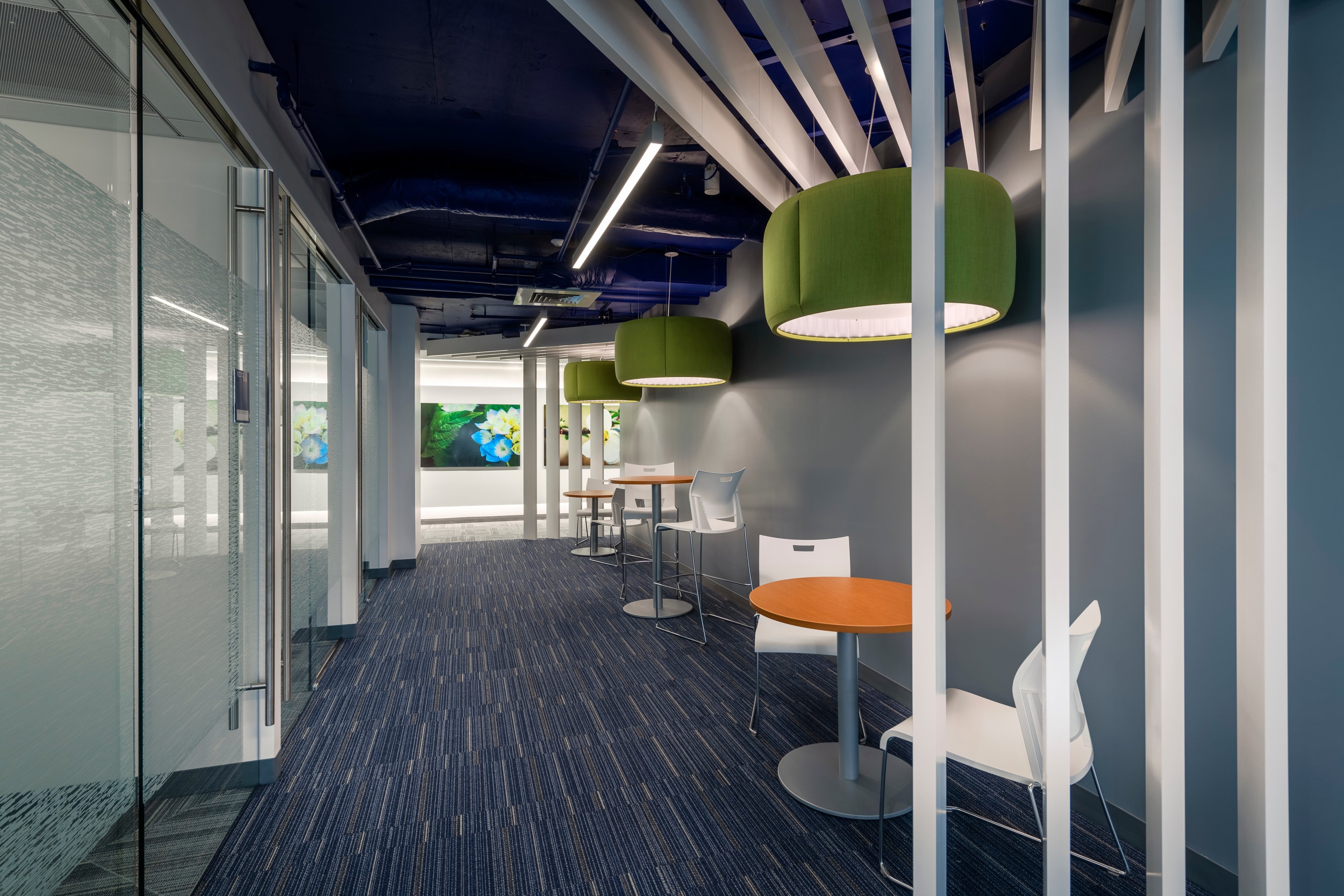 American Institutes for Research - Office Corridor