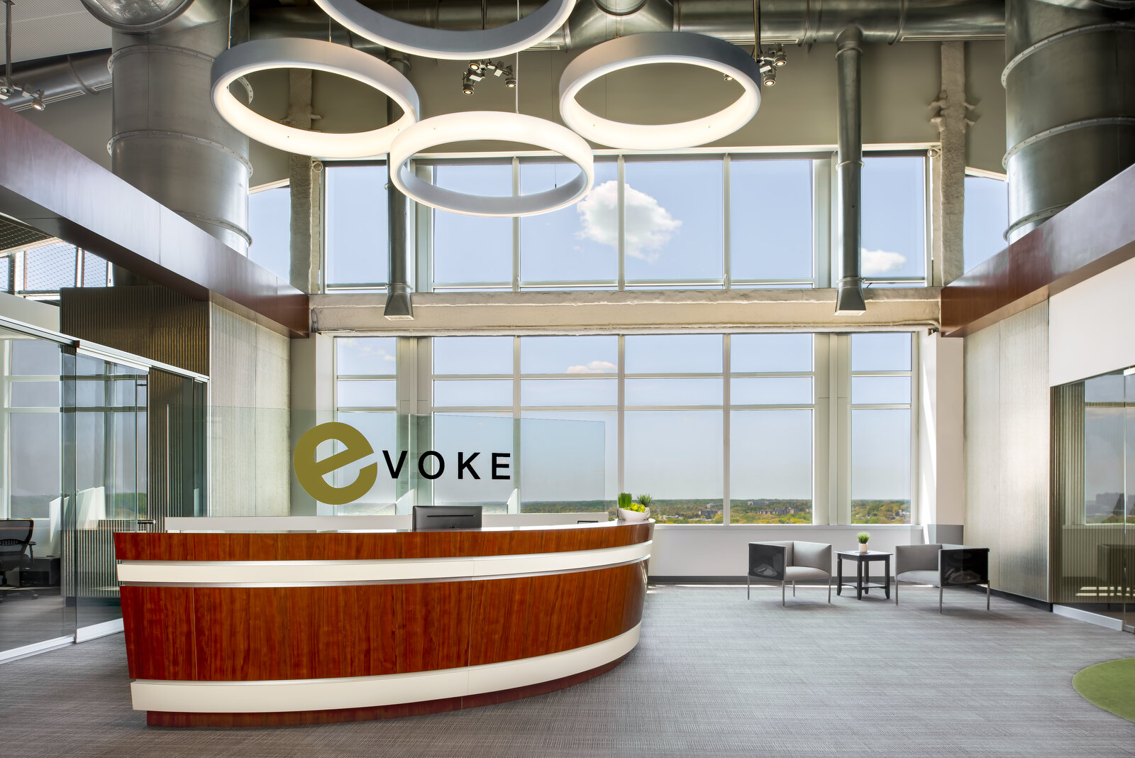 Evoke Research and Consulting - Reception