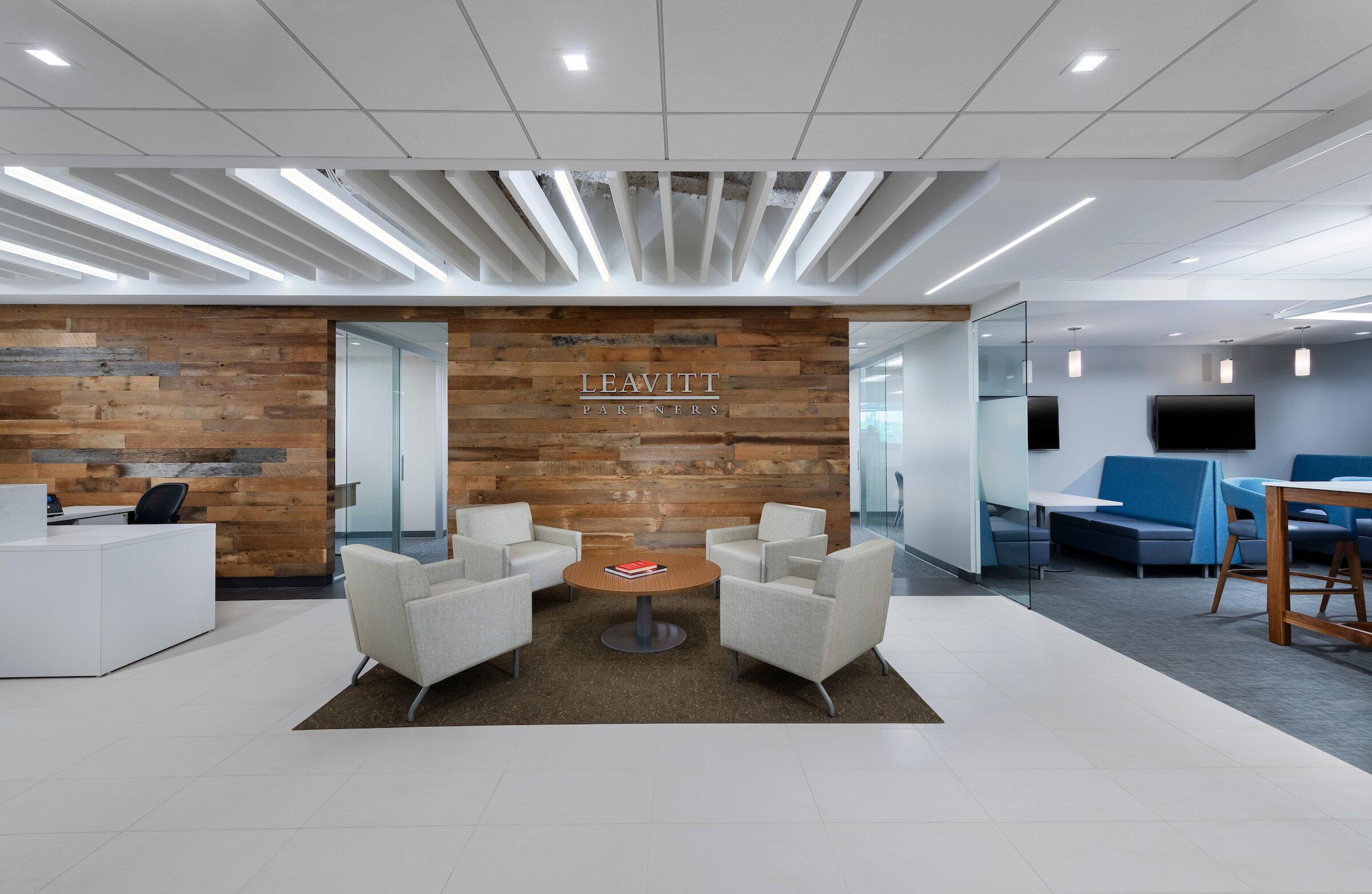 Leavitt Partners - Reception
