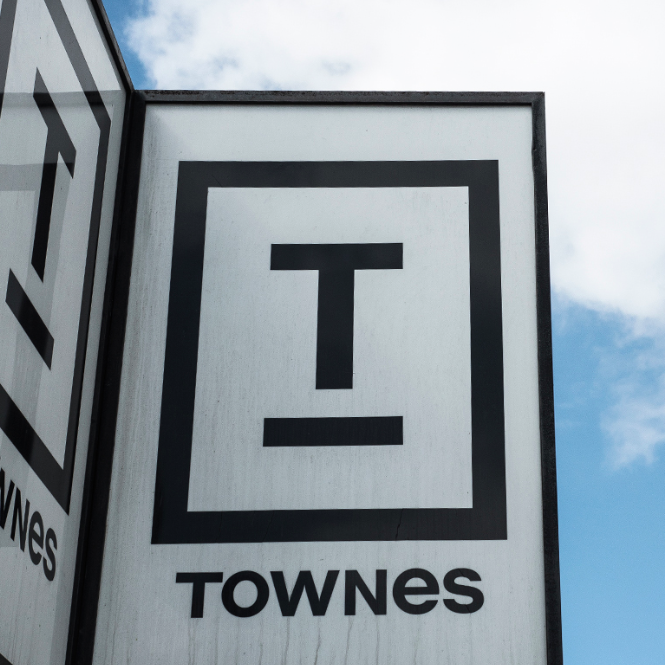 TOWNES   is a fashion and brand focused company based in Costa Mesa, California. Chapter, a modern fashion brand, and PBLC TRDE, a combination of sales agencies and fashion and food brands, serve as anchors to the company's signature style. The company's design, marketing and sales team engage in a range of branding and sales engagements globally. Townes also makes principal investments.