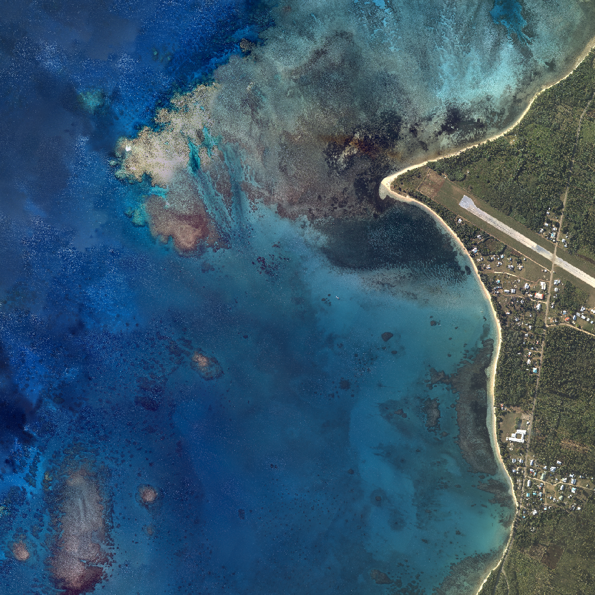 Topo-Bathy Lidar - Latest Generation - with 4 Band Imagery