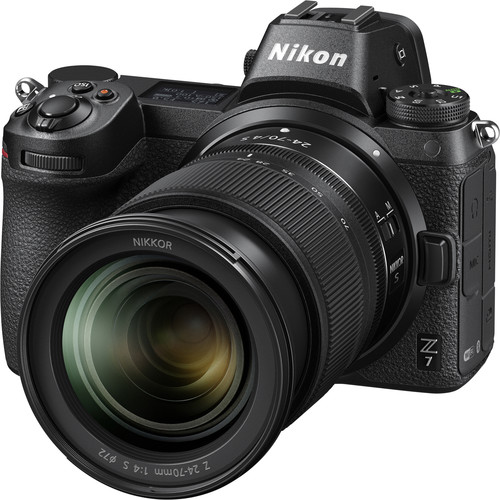 Nikon Z7 Mirrorless Digital Camera