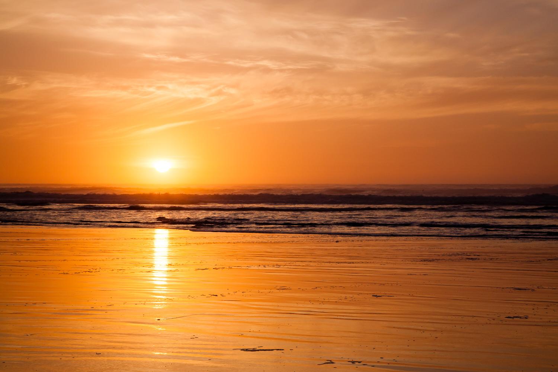 Satin Sunset