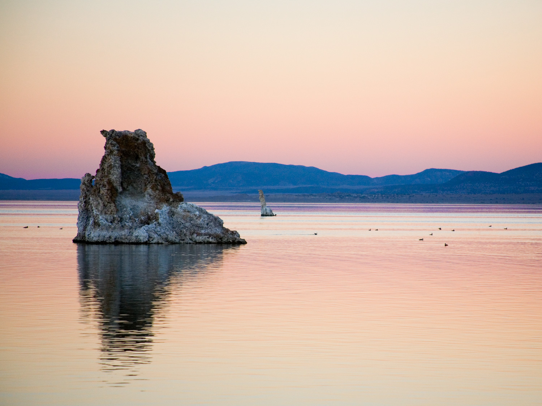 Mono Lake Monolith