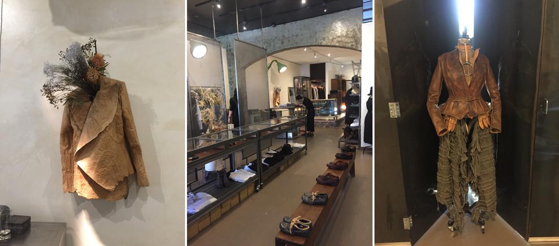 Japanese-Australian brand E.S.S. on revitalized Gertrude St in Fitzroy