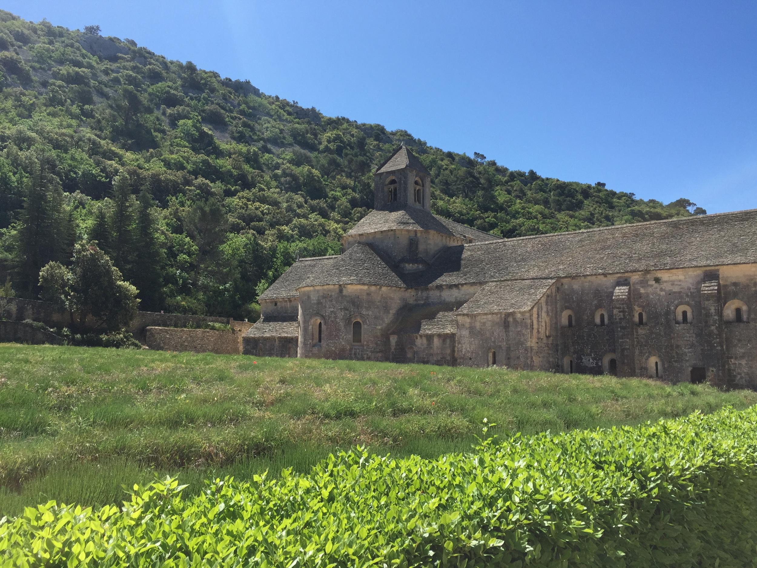 Abbey de Sénanque.