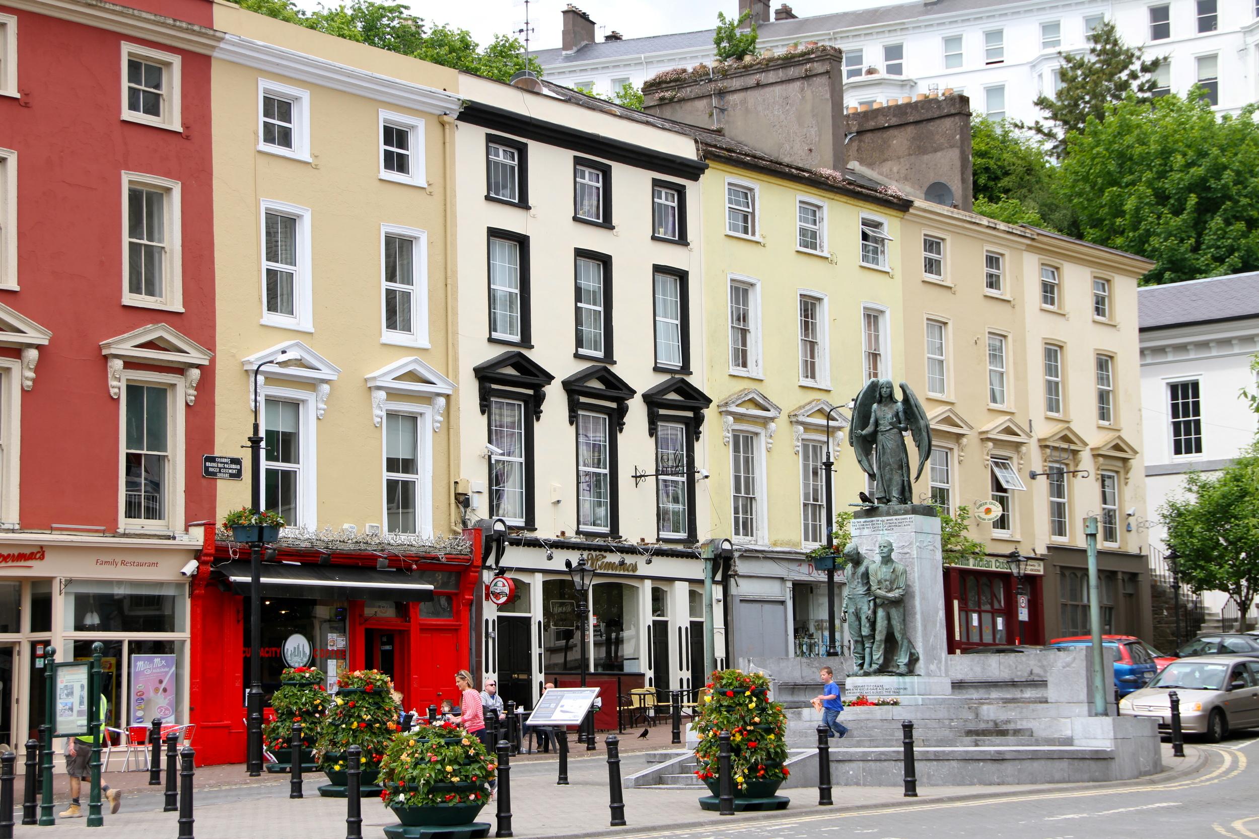 Cobh, Co. Cork, Ireland.