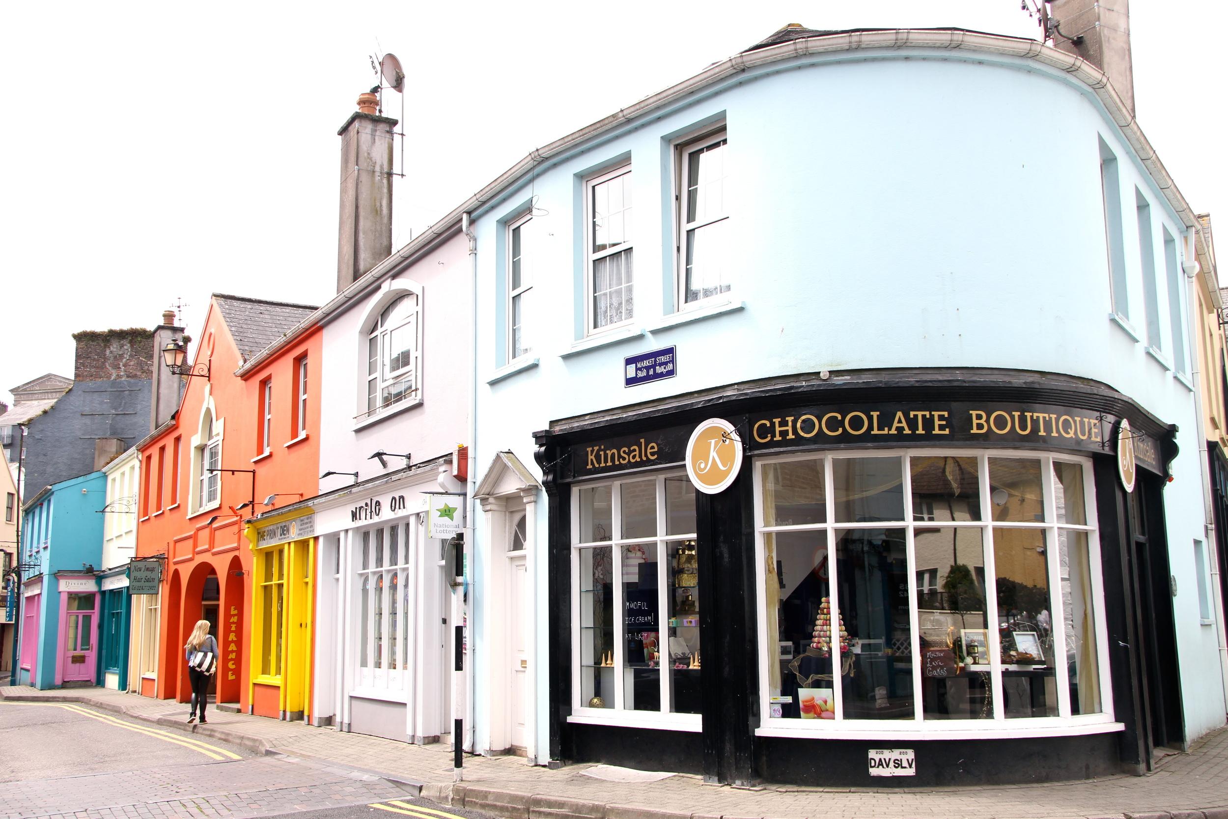 Kinsale, Co. Cork, Ireland.