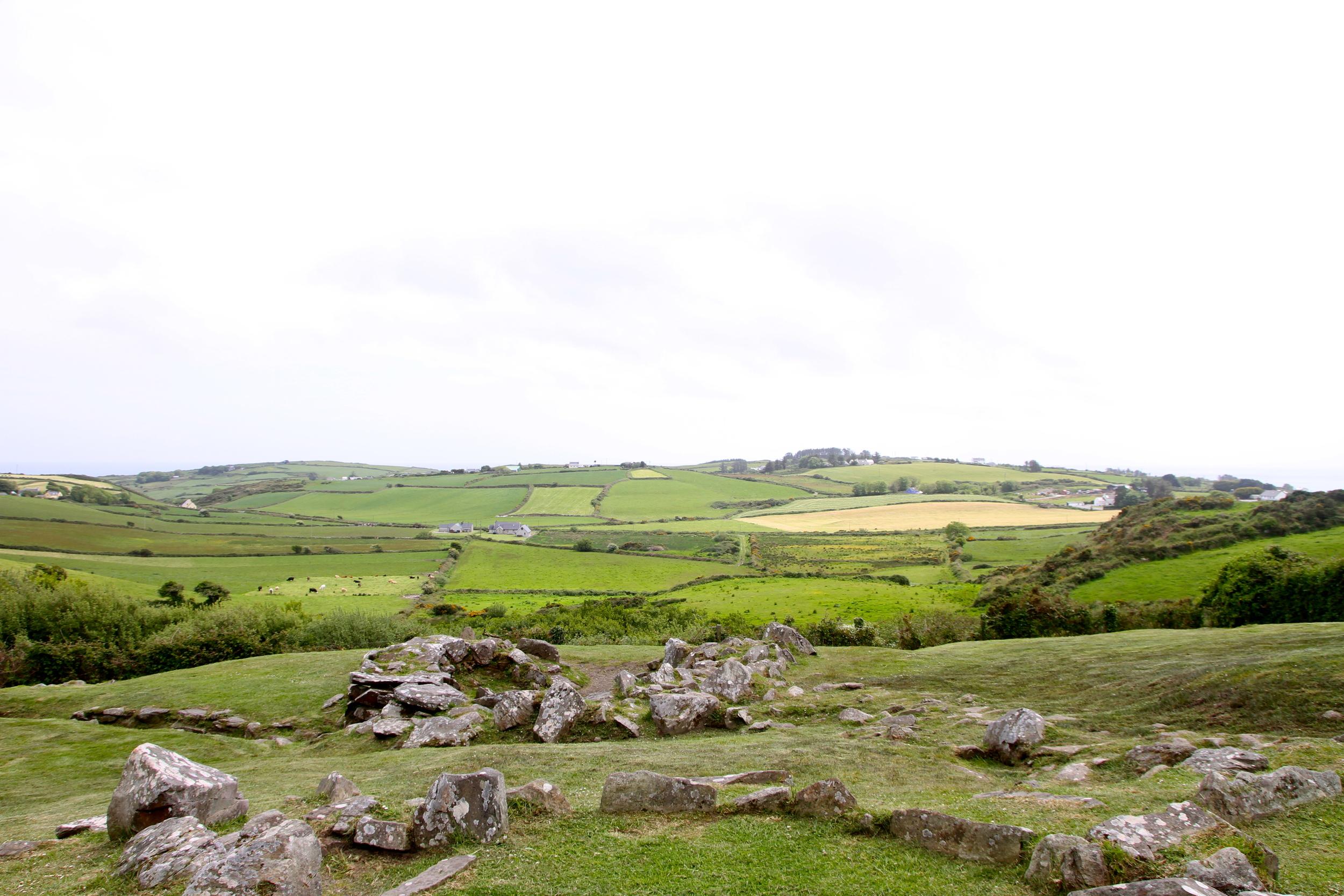 Druid Ruins, somewhere in Ireland.