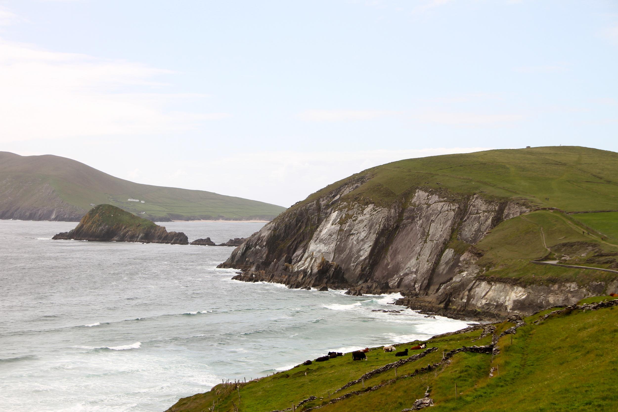 Dingle Peninsula, Co. Kerry, Ireland.