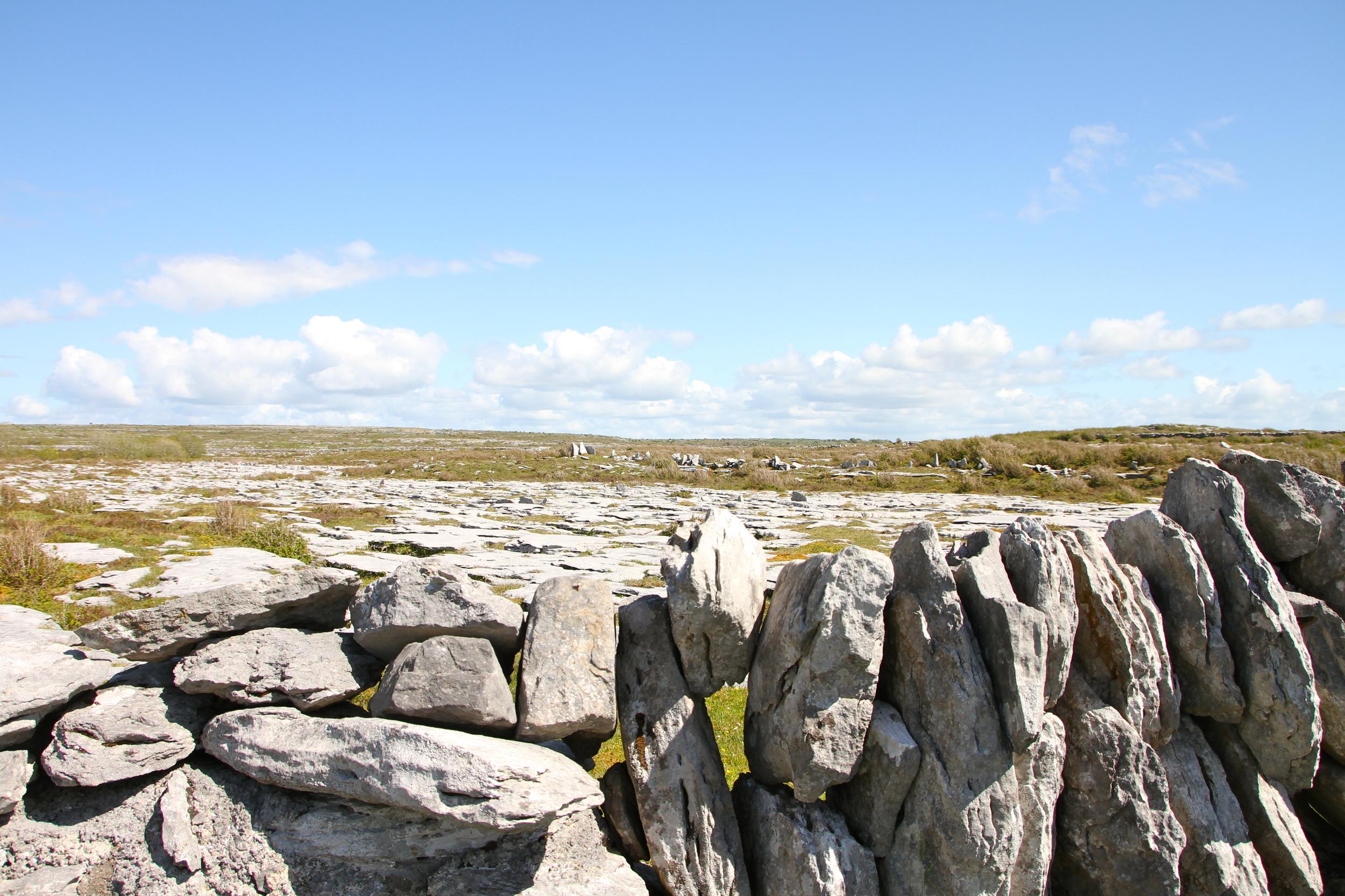 The Burren, Co. Clare, Ireland.