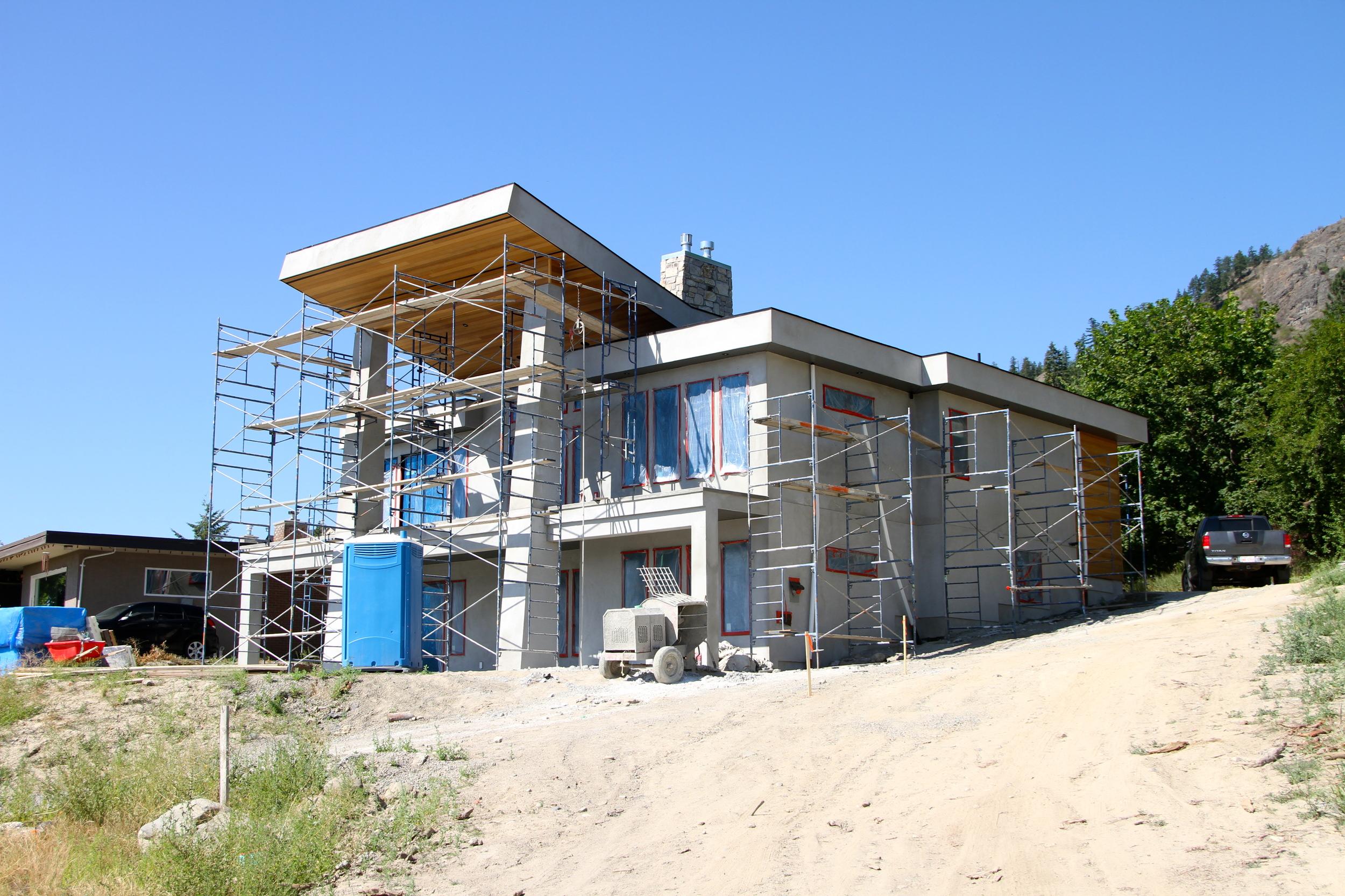 Home Build Construction