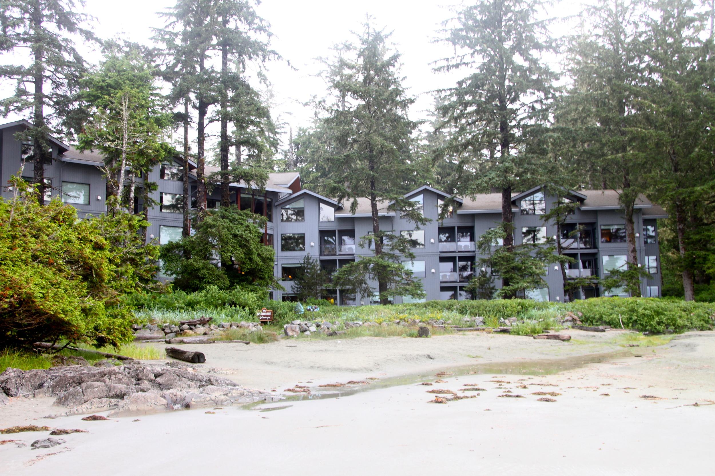 The Wickaninnish Inn, Tofino, BC, Canada.