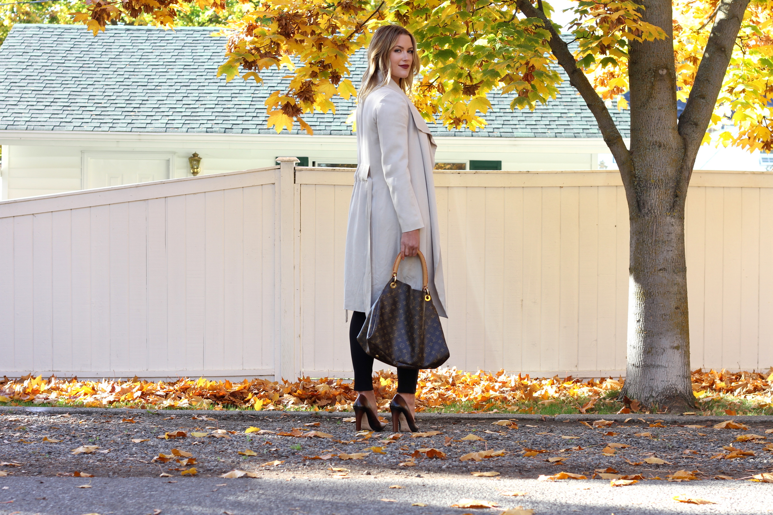 Transitional Trench, Trench Coat, Club Monaco.