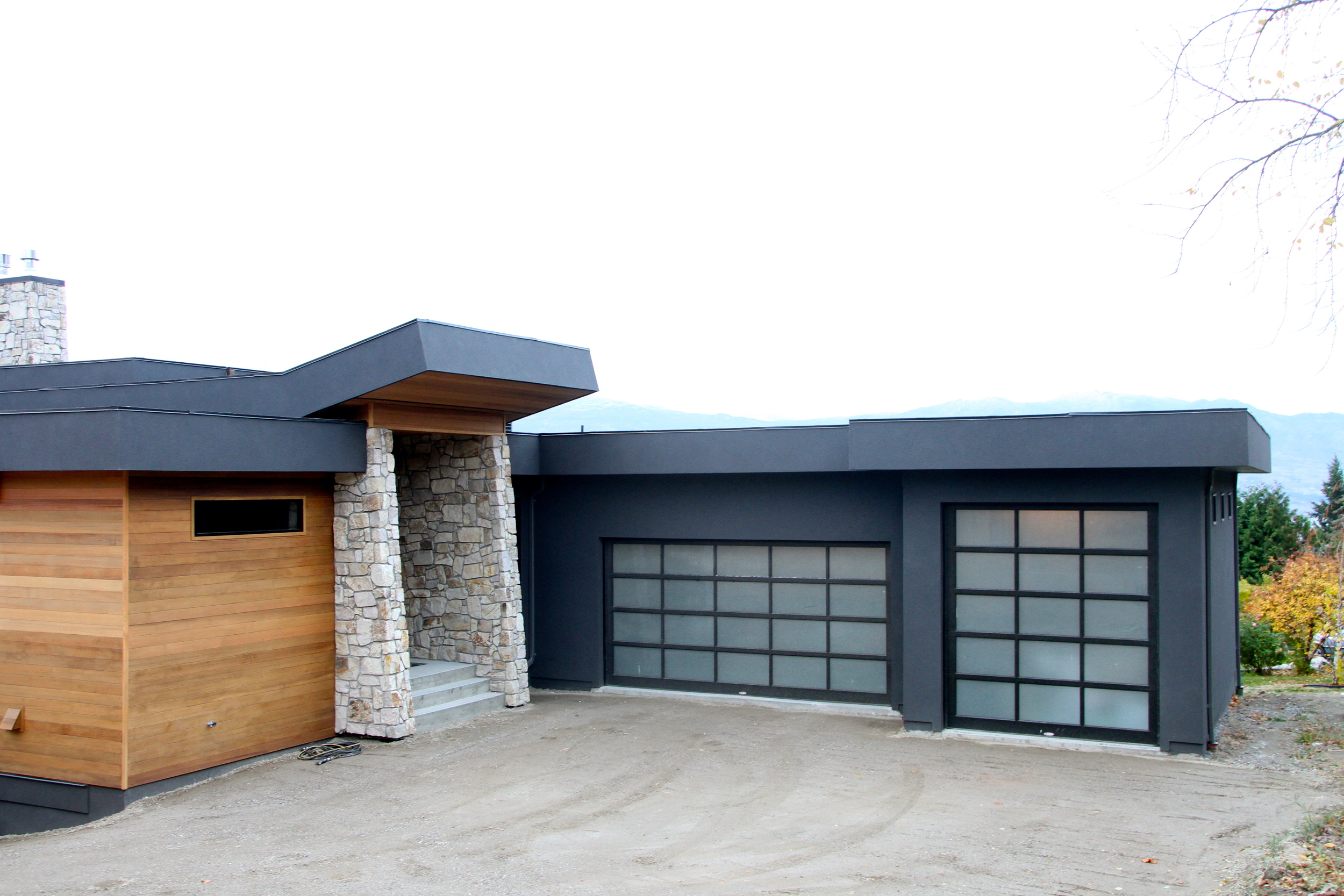 House Exterior Finishes.