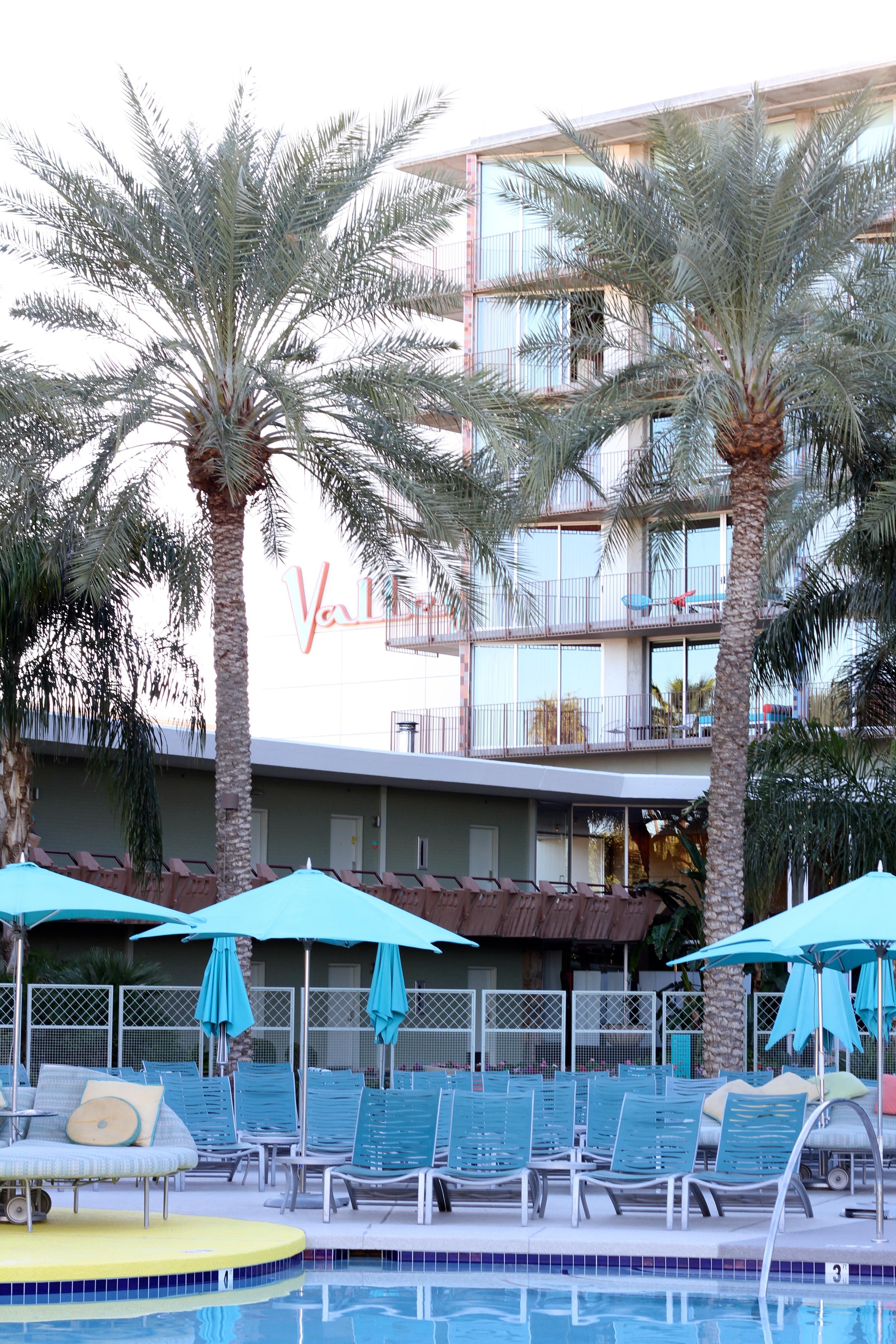 Hotel Valley Ho, Scottsdale, AZ.