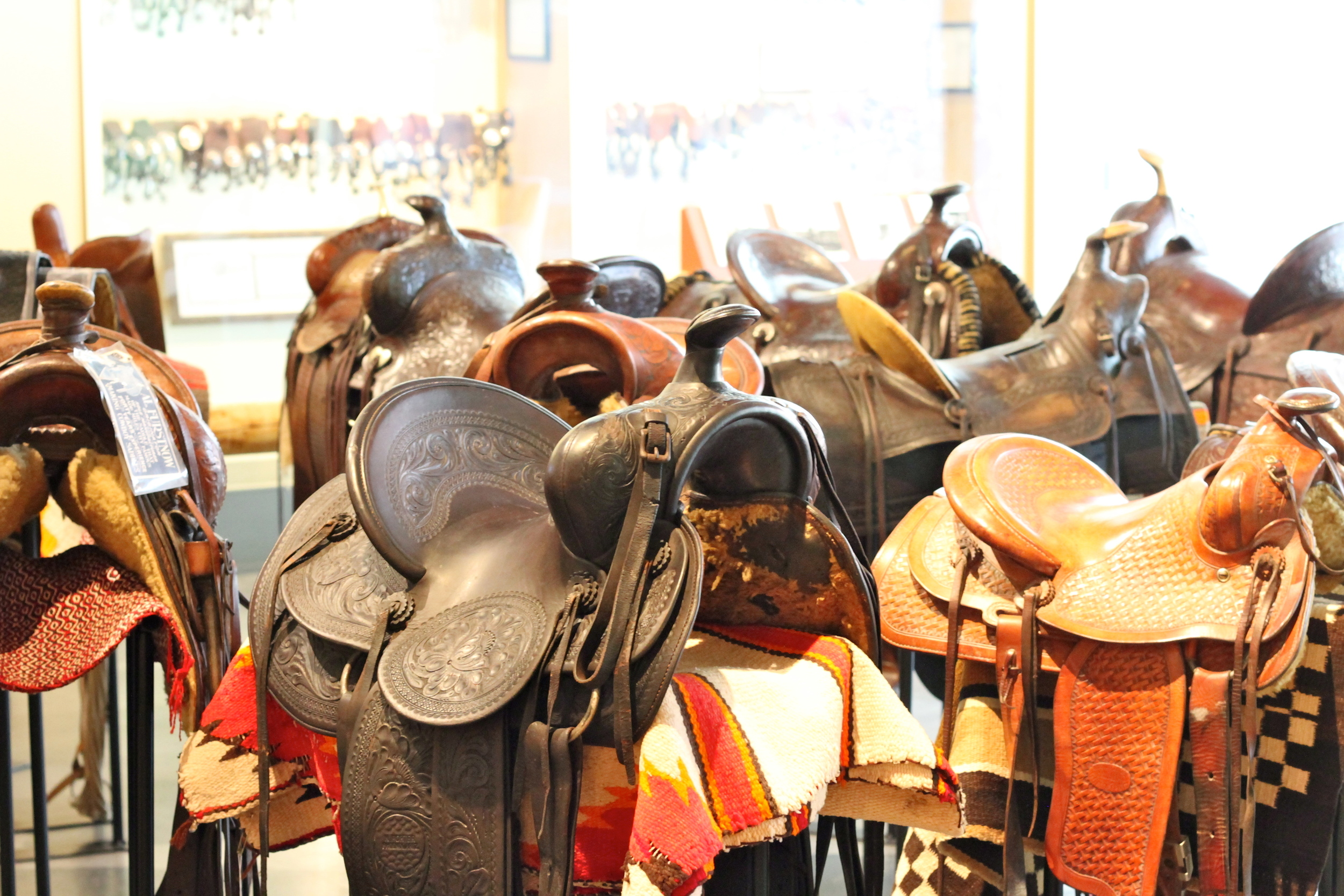 Saddle up! Scottsdale's Museum of the West.