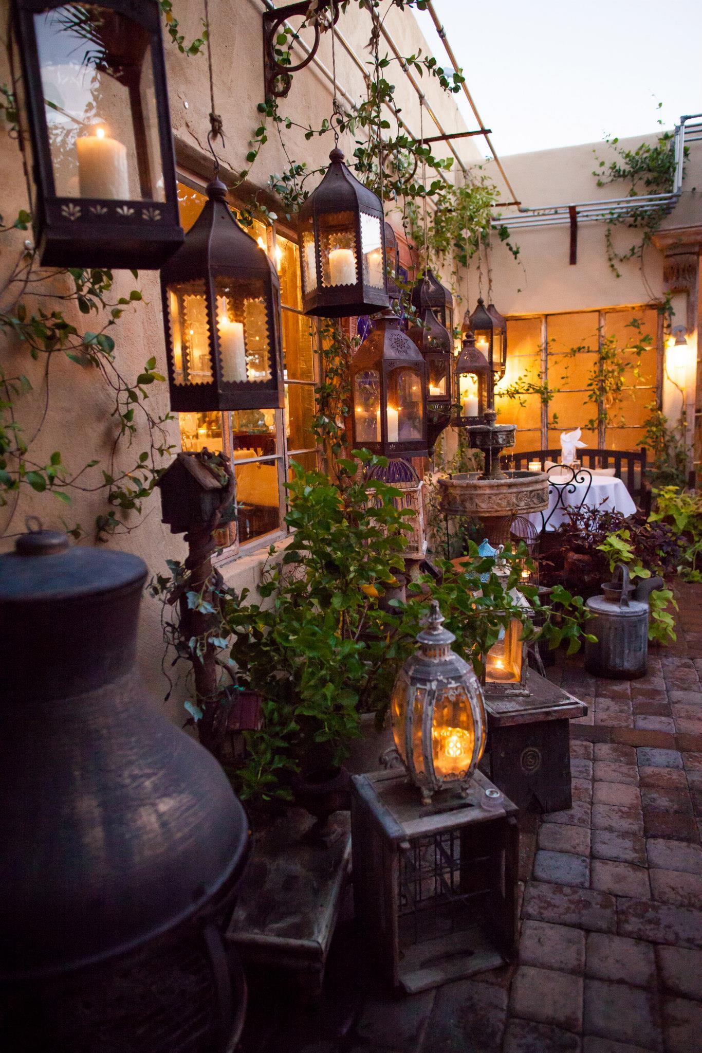 Cafe Monarch, Scottsdale, AZ.