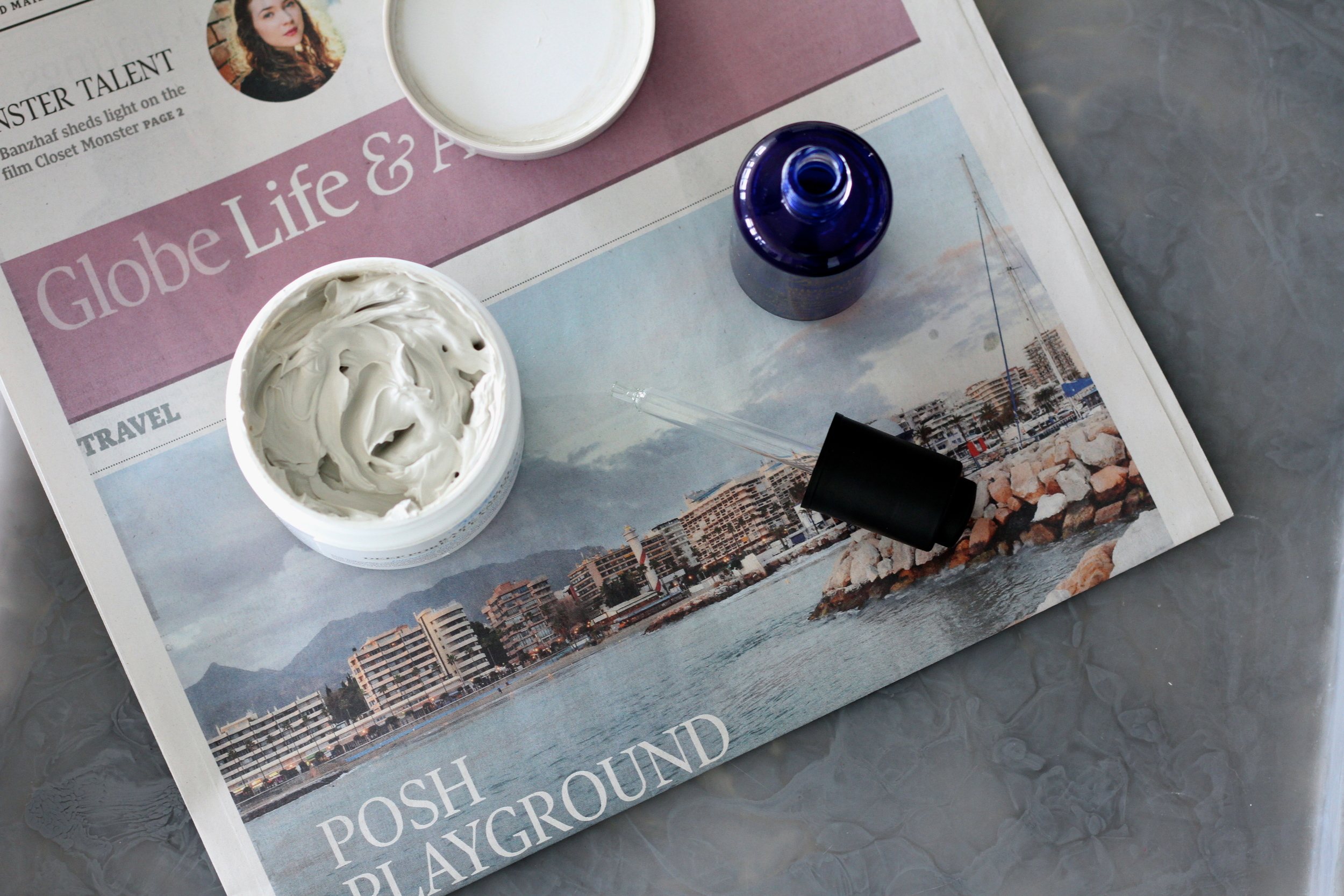 My favourite travel beauty products.
