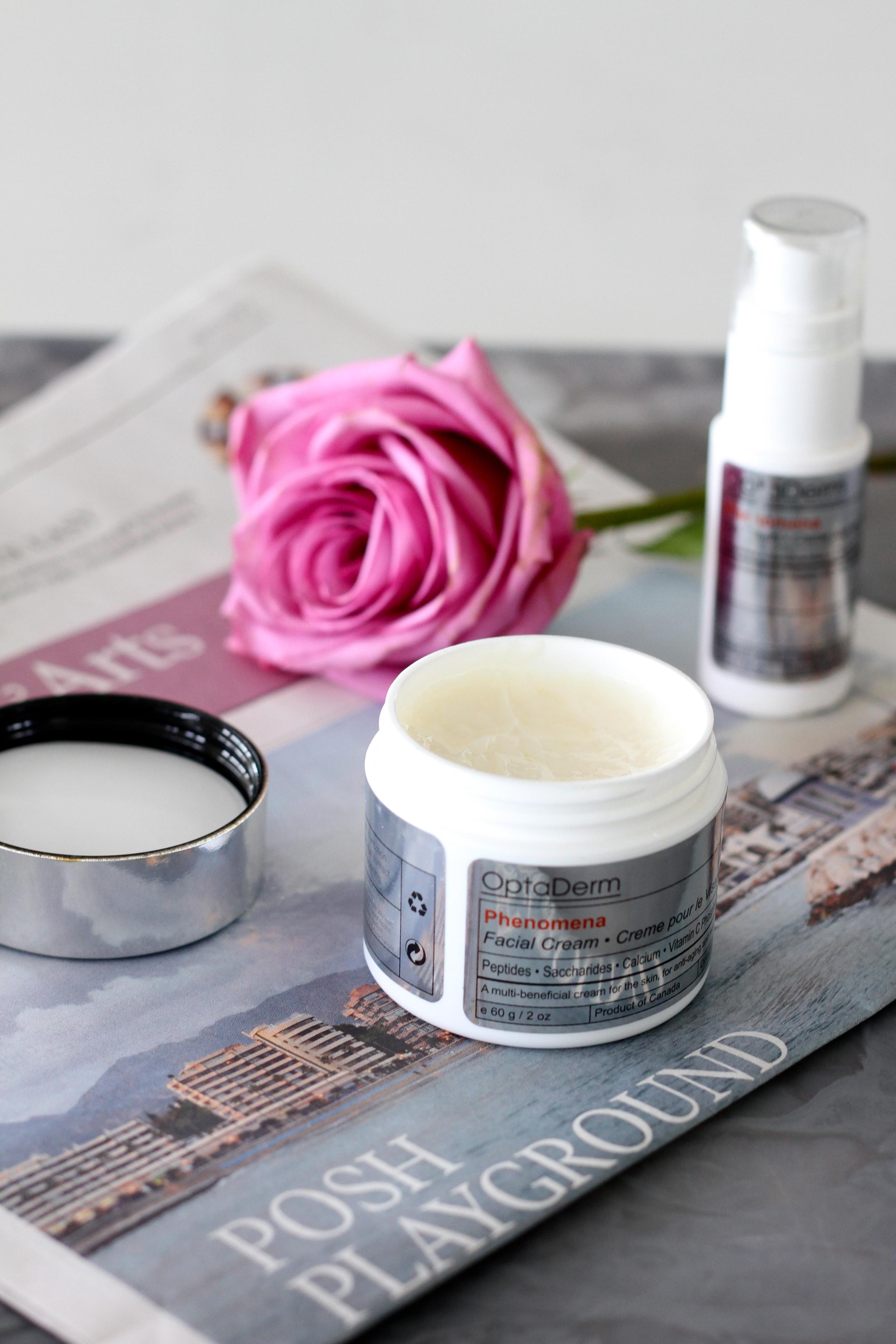 Optaderm Skincare Phenomena Facial Cream